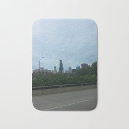 Sears Tower Lake Shore Drive Bath Mat