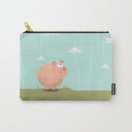 Feed the piggy Carry-All Pouch