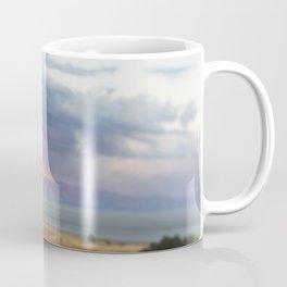 The Bison and The Desert Storm Coffee Mug