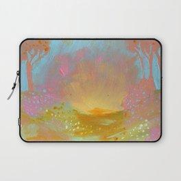Secret Sunsets Laptop Sleeve