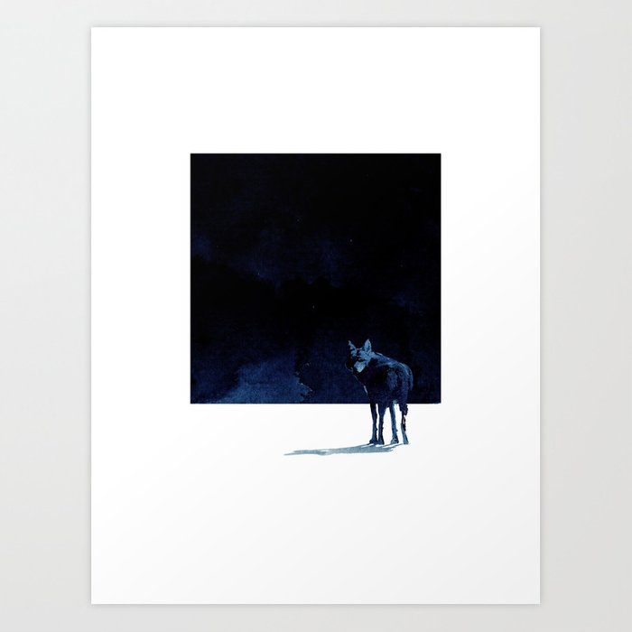Discover the motif I'M GOING BACK by Robert Farkas as a print at TOPPOSTER