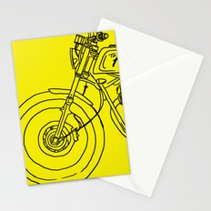 to hell with luck Stationery Cards