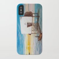 occult iPhone & iPod Cases featuring The  occult by Lázaro Hurtado Art
