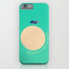 ...and the airplane jumped over the moon. Slim Case iPhone 6s