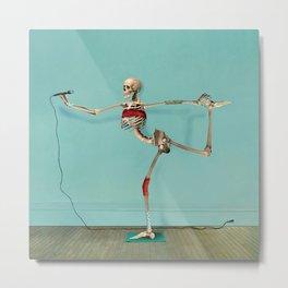 Grace Bones Metal Print