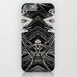 Integration of Abandonment iPhone Case