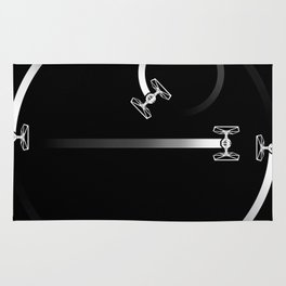 Death Fighters Rug