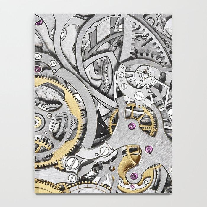 Watch Mechanism Notebook