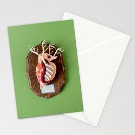 Specimen of Giant Daphnia Stationery Cards