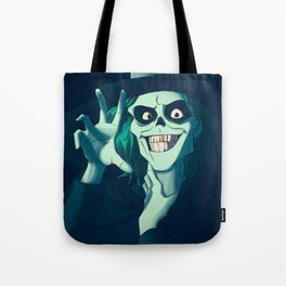 Hatbox After Midnight Tote Bag