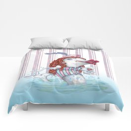 Delphina Cabaret Comforters