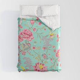 Hatsumo Exquisite Oriental Pattern III Duvet Cover