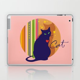 The Cat Laptop & iPad Skin
