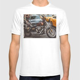 East Village Motorcycle T-shirt