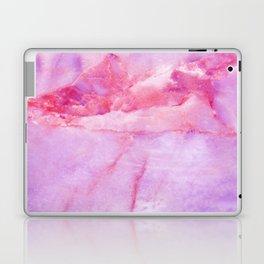 Purple Marble Laptop & iPad Skin