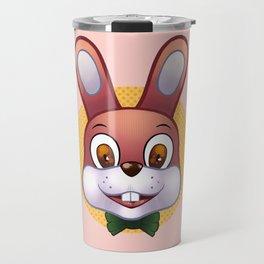 Robbie The Rabbit Travel Mug