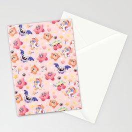Kirby paradise Stationery Cards