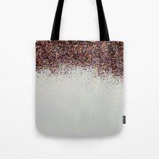 Glitter Sparkle Confetti Rainbow Party Tote Bag