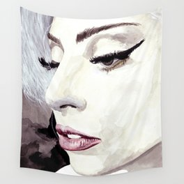 lady G Wall Tapestry