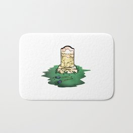 Mother-in-lawn Bath Mat