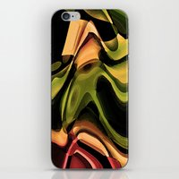 rustic iPhone & iPod Skins featuring Rustic by AlexinaRose