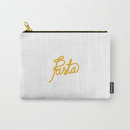 Pasta   [color] Carry-All Pouch