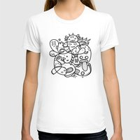 doodle T-shirts featuring Doodle by Tinyghost