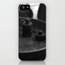 scale iPhone Case
