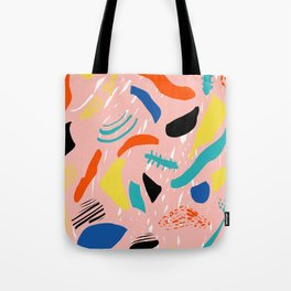 RETRO PINK Tote Bag