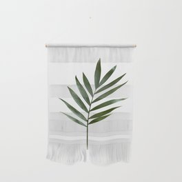 Plant Leaves Wall Hanging