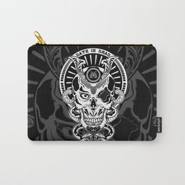 Date Is Dead Carry-All Pouch