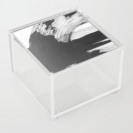 Black and White Gallery Wall Art Acrylic Box