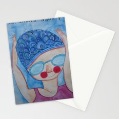 No nadas nada? Stationery Cards