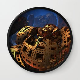 When Black Friday Comes Wall Clock