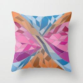 Adiabatic Throw Pillow