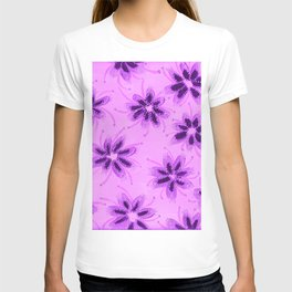 Lavender Blossoms T-shirt