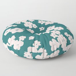 April showers Floor Pillow