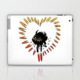 All you need is love... and guns Laptop & iPad Skin