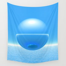 Floating Orb Wall Tapestry