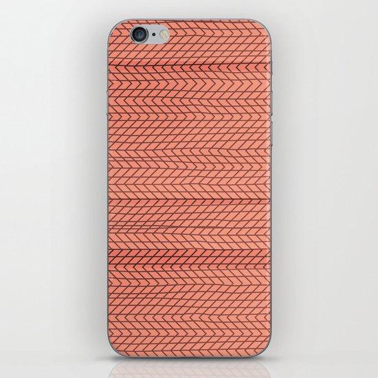 dizzy red iPhone & iPod Skin
