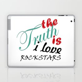 The Truth is... Laptop & iPad Skin