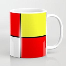 Abstract #414 Coffee Mug