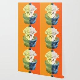 Cupcake Surprise Wallpaper