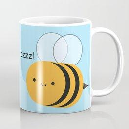Kawaii Buzzy Bumble Bee Coffee Mug