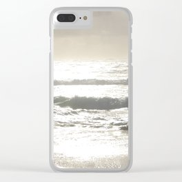 Sushine Camps Bay Beach Clear iPhone Case
