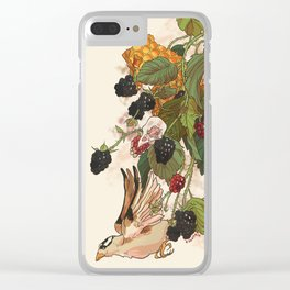 All the Small Fragile Things / Summer Clear iPhone Case