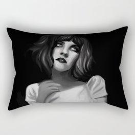 Pale Waves Rectangular Pillow