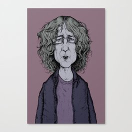 Kevin Shields - My Bloody Valentine Canvas Print