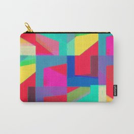 Colorful Truth. Red Carry-All Pouch