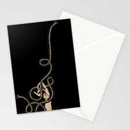 SNAKE CHARMER Stationery Cards